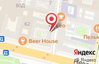 Схема проезда до компании Энергия Плюс в Санкт-Петербурге