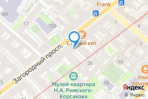 Снять комнату в Санкт-Петербурге Загородный пр-т, 26