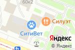 Схема проезда до компании Спасение в Санкт-Петербурге