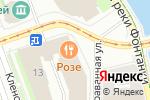 Схема проезда до компании Эксперта в Санкт-Петербурге