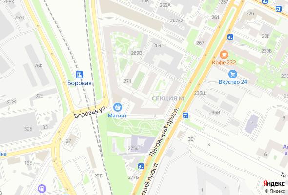 купить квартиру в ЖК Ligovsky city-Первый квартал (Лиговский сити-Первый квартал)