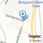 Rutkauskas Steel на карте Санкт-Петербурга