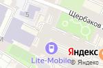 Схема проезда до компании Махаон в Санкт-Петербурге