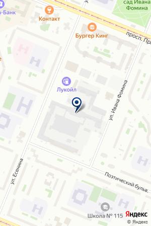 ОптикСтройКомплект на карте Санкт-Петербурга