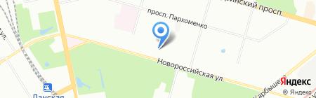 МАКСМИР-СПб на карте Санкт-Петербурга