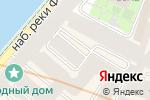 Схема проезда до компании БФА-Монолит в Санкт-Петербурге