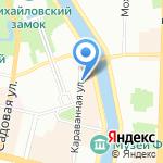 Cafebike.org на карте Санкт-Петербурга
