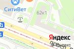 Схема проезда до компании Ярославский бройлер в Санкт-Петербурге