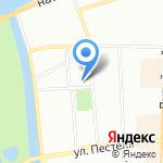 Доктор Пайкин на карте Санкт-Петербурга