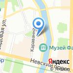 Vape.ru на карте Санкт-Петербурга