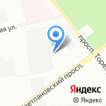 И.П.М.-СПб на карте Санкт-Петербурга
