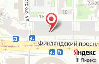 Схема проезда до компании Ими в Санкт-Петербурге