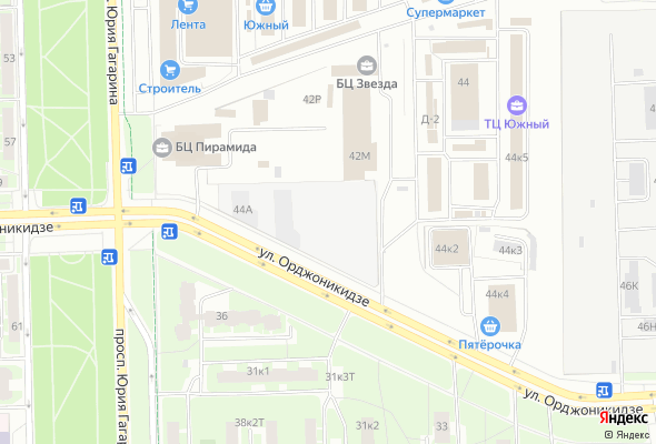 ЖК Гостиничный комплекс на Орджоникидзе
