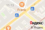 Схема проезда до компании Булочная Ф. Вольчека в Санкт-Петербурге
