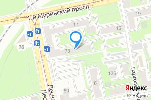 Снять однокомнатную квартиру в Санкт-Петербурге м. Лесная, Лесной проспект, 73