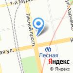 Современные тепловые технологии на карте Санкт-Петербурга