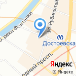Spb-Allservice на карте Санкт-Петербурга