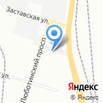 ТМ опт на карте Санкт-Петербурга