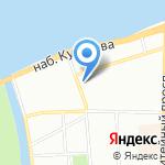 FDG-group на карте Санкт-Петербурга