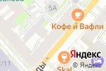 Схема проезда до компании Дольче Портэ в Санкт-Петербурге