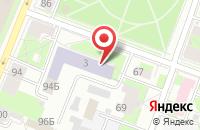 Схема проезда до компании Офис-Вэй Борд в Санкт-Петербурге