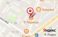 Схема проезда до компании Эн-Би-Зэт Ит в Санкт-Петербурге