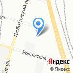 ПаллетТрейд на карте Санкт-Петербурга