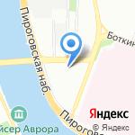 Казэкспоаудит Рус на карте Санкт-Петербурга