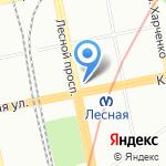 Морин-Тур на карте Санкт-Петербурга
