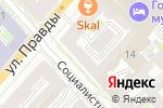 Схема проезда до компании Жилкомсервис №2 Центрального района в Санкт-Петербурге