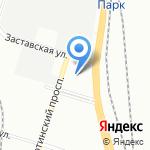 Нева-Полимер на карте Санкт-Петербурга