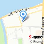 Адвокатский кабинет на карте Санкт-Петербурга