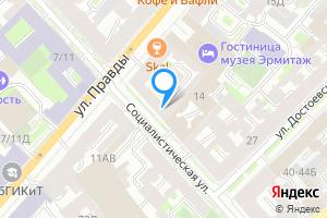 Сдается студия в Санкт-Петербурге Социалистическая ул., 12