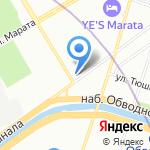 Маркиза.ру на карте Санкт-Петербурга