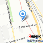 StorVerk на карте Санкт-Петербурга