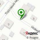 Местоположение компании Мясной Дом Ивановых