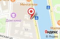 Схема проезда до компании Центр Содействия Образованию в Санкт-Петербурге