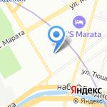 Сталь СПб на карте Санкт-Петербурга