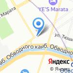 ФилМед на карте Санкт-Петербурга