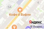 Схема проезда до компании City Style в Санкт-Петербурге
