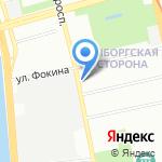 Элитная плитка на карте Санкт-Петербурга