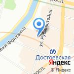 ПитерСофт СПб на карте Санкт-Петербурга