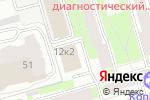 Схема проезда до компании БизнесСервисКонтроль в Санкт-Петербурге