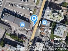 Санкт-Петербург, улица Боровая