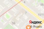 Схема проезда до компании UltraMart в Санкт-Петербурге