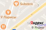 Схема проезда до компании Twinpix в Санкт-Петербурге