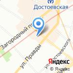 АВРОРА ЭКСПЕДИЦИЯ на карте Санкт-Петербурга