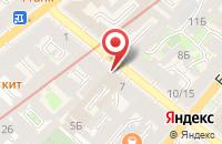 Схема проезда до компании Ассистент в Санкт-Петербурге