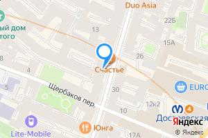 Снять комнату в четырехкомнатной квартире в Санкт-Петербурге ул. Рубинштейна, 15-17