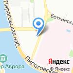 Стройплюс на карте Санкт-Петербурга
